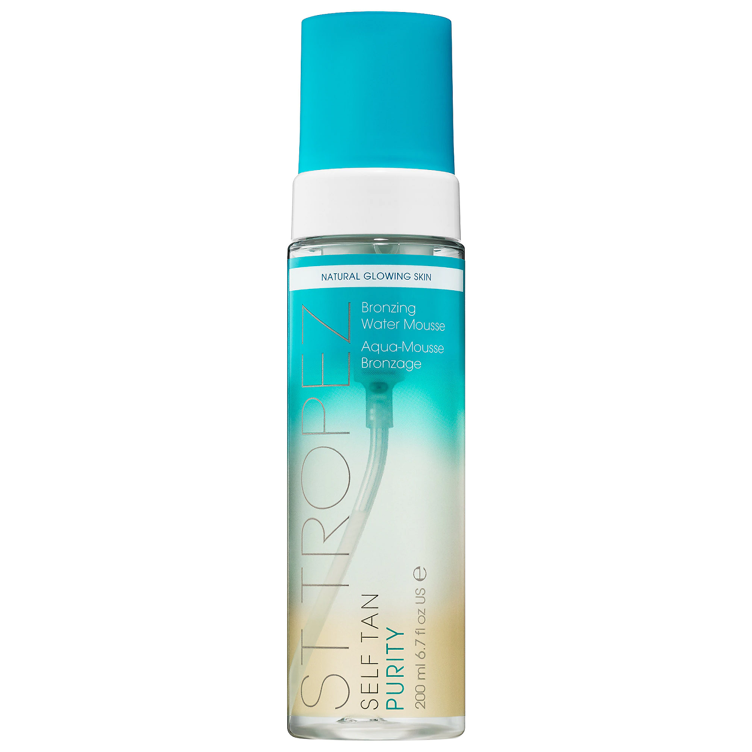 SELF TAN PURITY BRONZING WATER MOUSSE (MOUSSE BRONCEADOR)