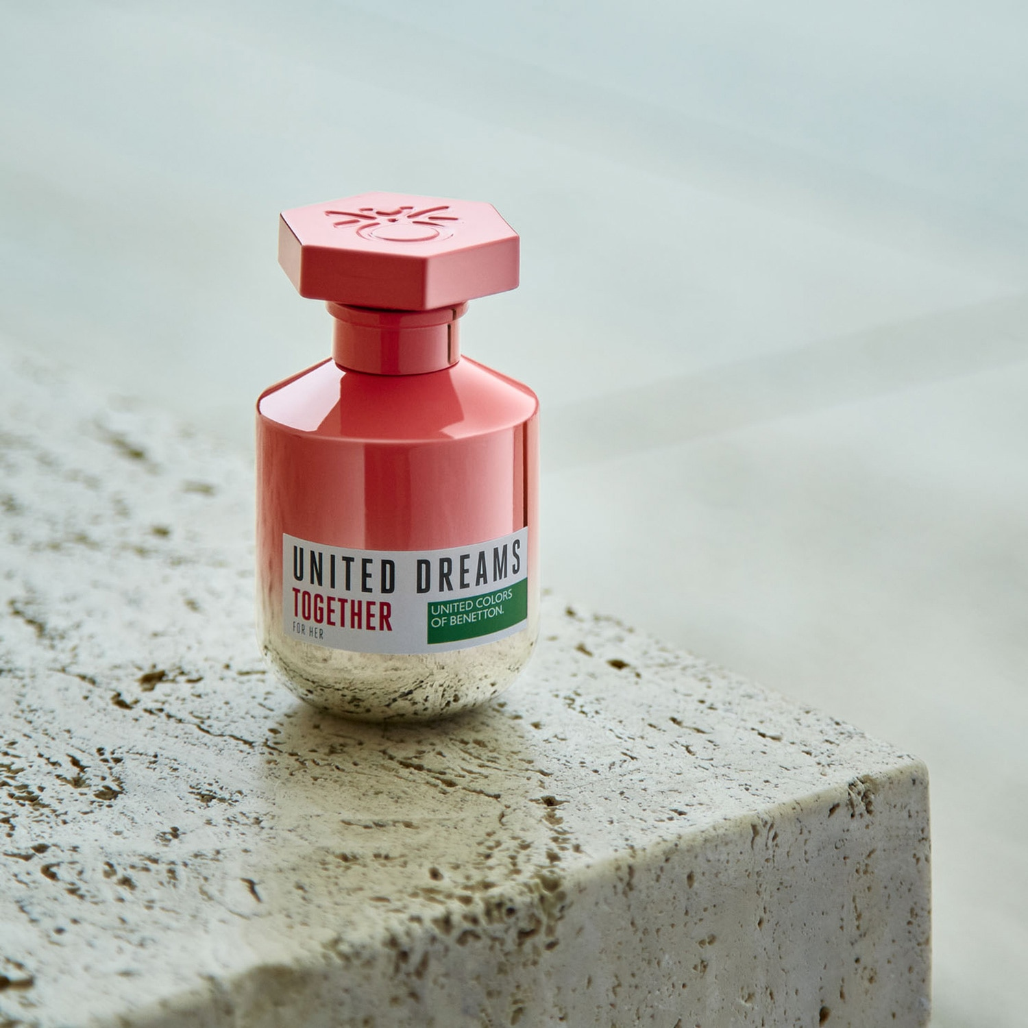 UNITED DREAMS TOGETHER FOR HER, EDT 80ML + BOOSTERS 2X10ML