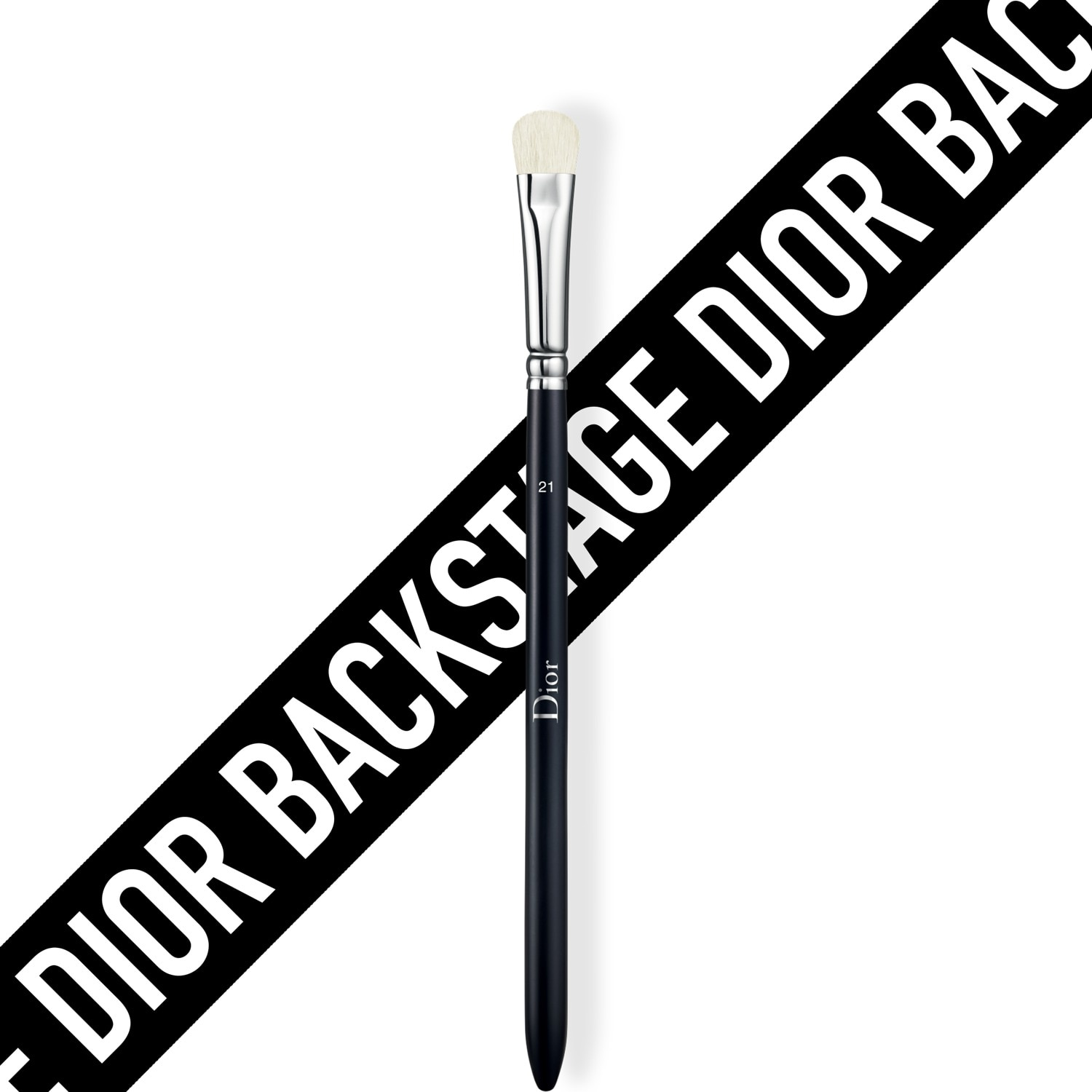 DIOR BACKSTAGE EYES SHADOW FLAT BRUSH NO. 21