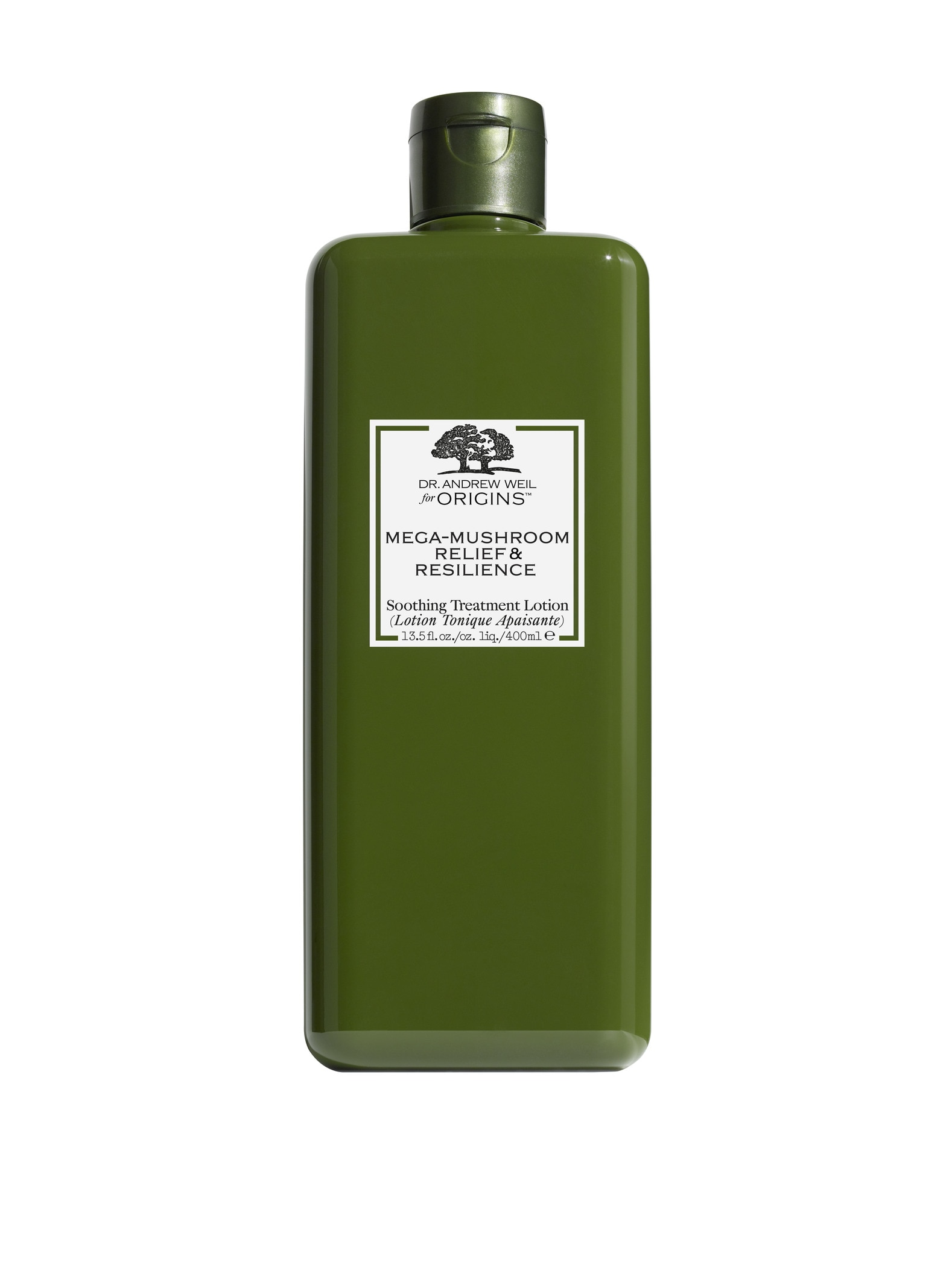 DR. ANDREW WEIL FOR ORIGINS™ MEGA-MUSHROOM RELIEF & RESILIENCE SOOTHING TREATMENT LOTION