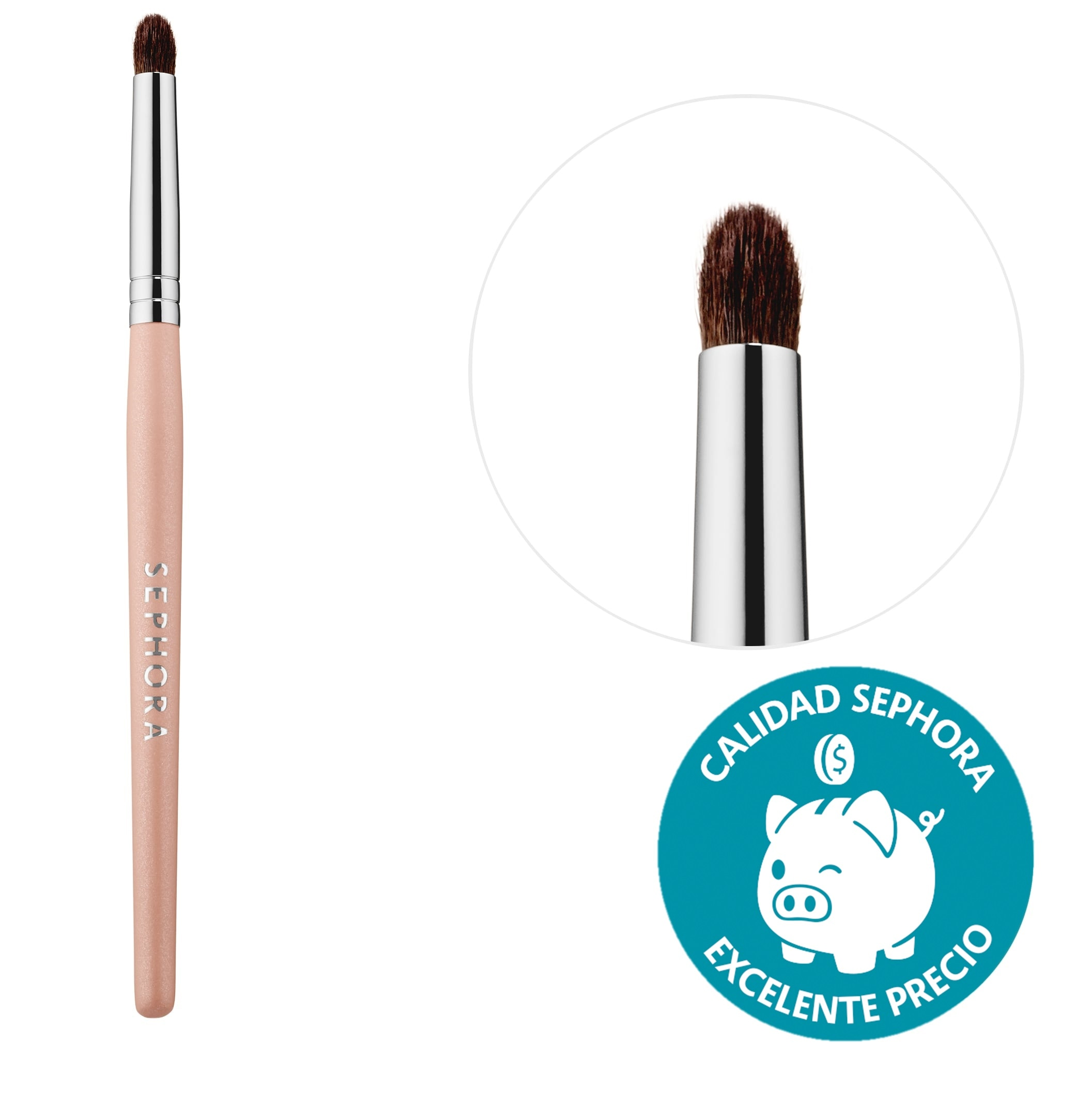 MAKEUP MATCH PRECISION CONCEALER BRUSH (BROCHA PARA CORRECTOR)