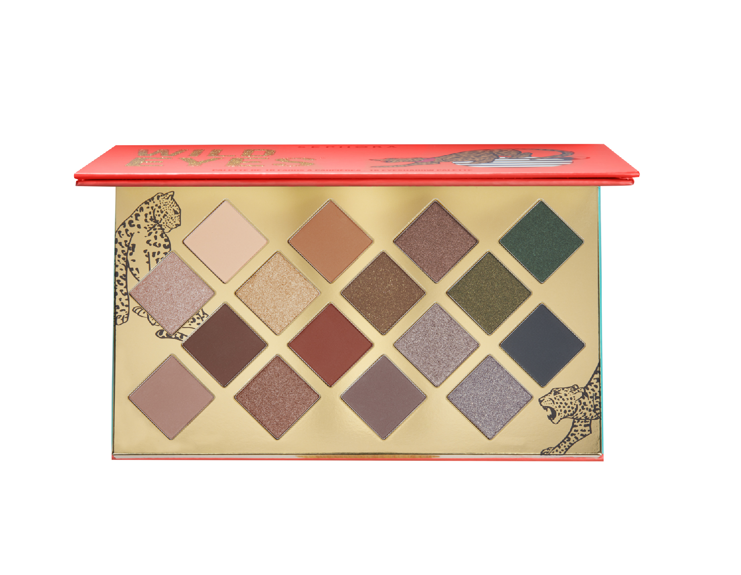 16 EYESHADOW PALETTE