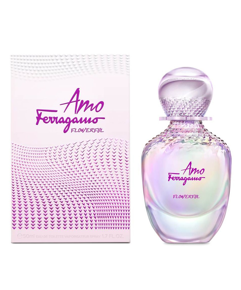 AMO FERRAGAMO FLOWERFUL EAU DE TOILETTE 100ML